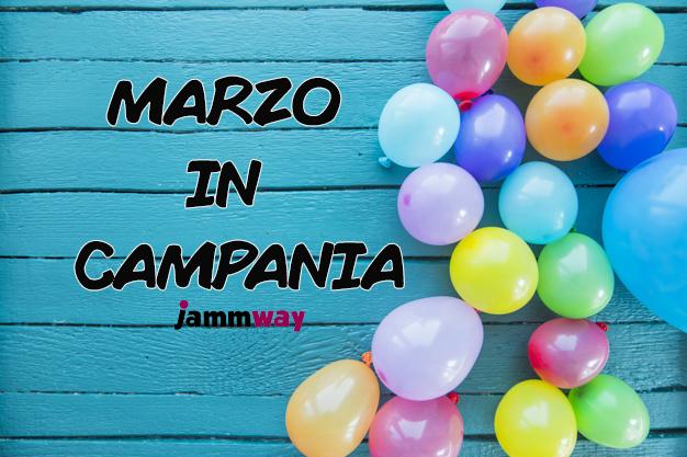 Marzo in Campania
