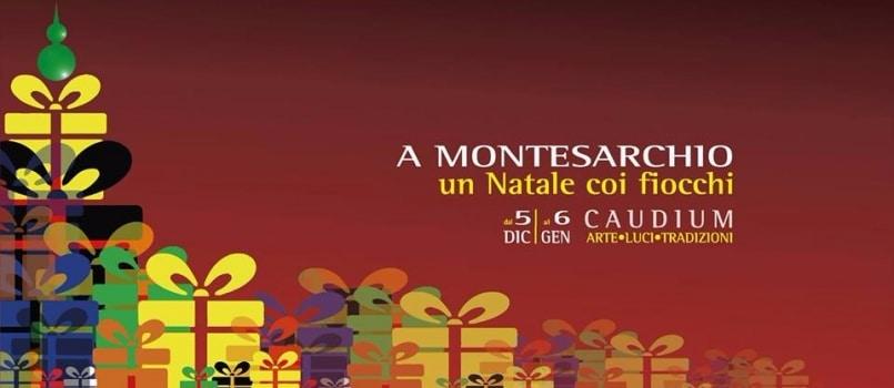 Natale a Montesarchio