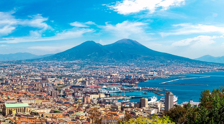 Nascita di Napoli