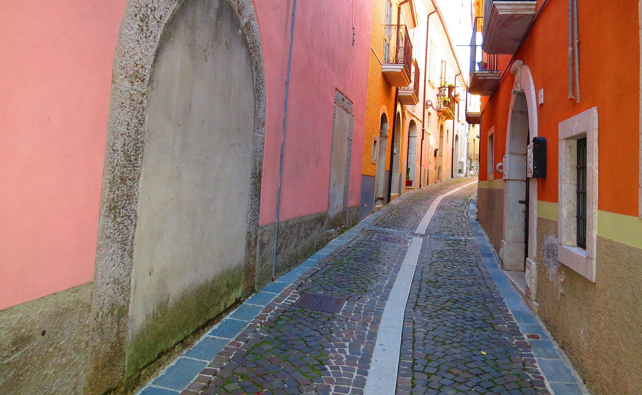 Nusco uno dei borghi più belli della Campania