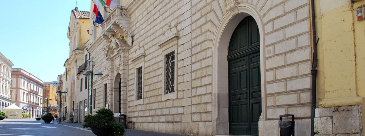 palazzo-paolo-V benevento