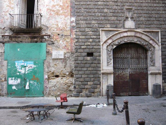 Palazzo Penne Napoli