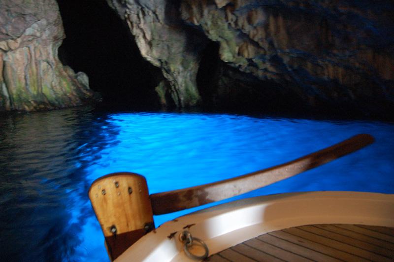 Palinuro: Grotta Azzurra