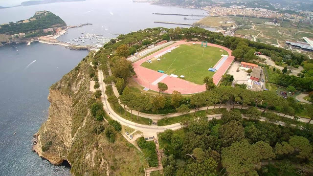 Parco Virgiliano a Posillipo