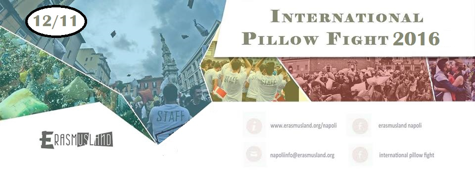 International Pillow Fight