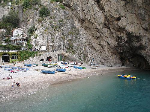 Spiaggia di Praino