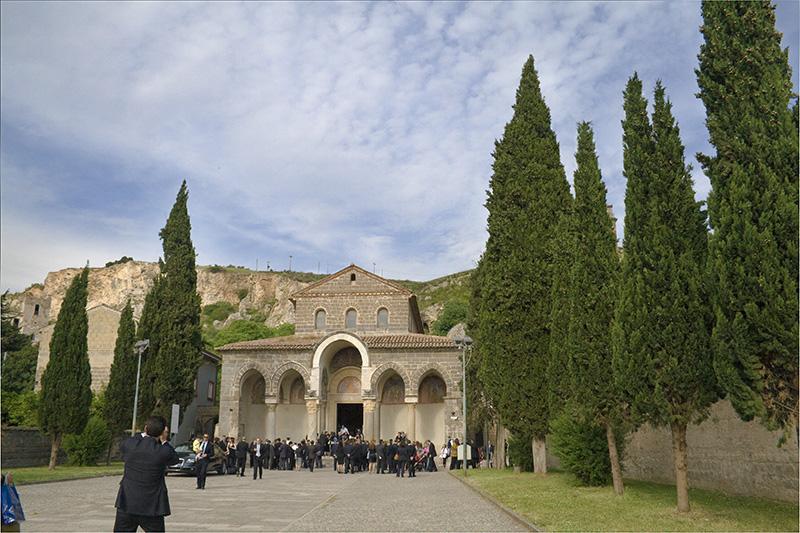Basilica di Sant Angelo in Formis