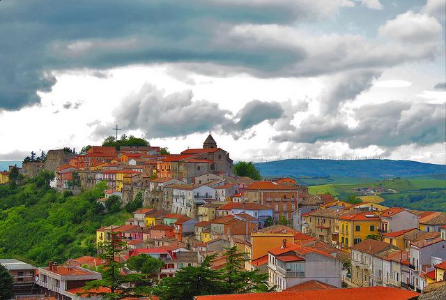 Savignano Irpino. I borghi più belli della Campania