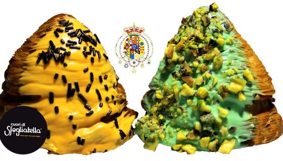 Konosfoglia e Vesuviella borbonica.