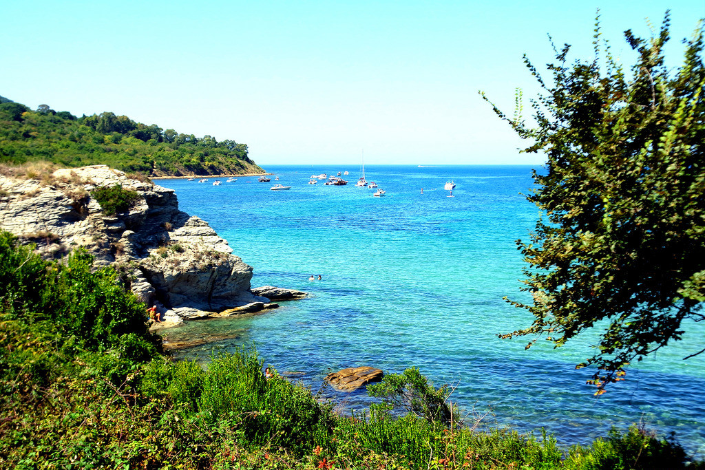 Spiaggia Trentanove Agropoli.