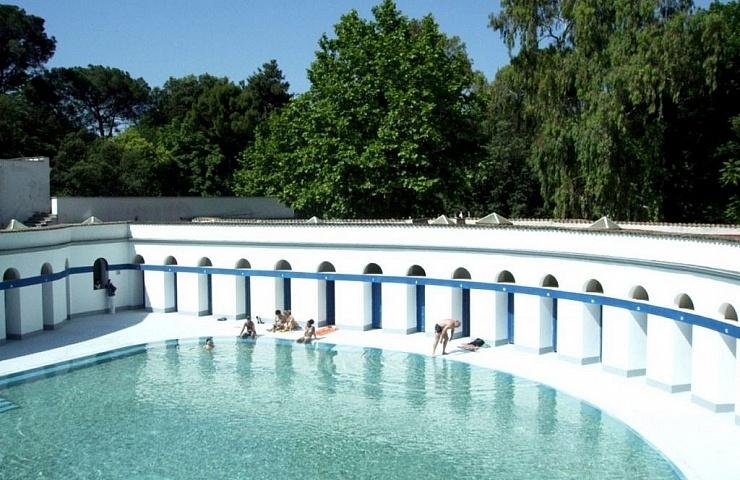 Terme e spa in Campania. Terme di Telese