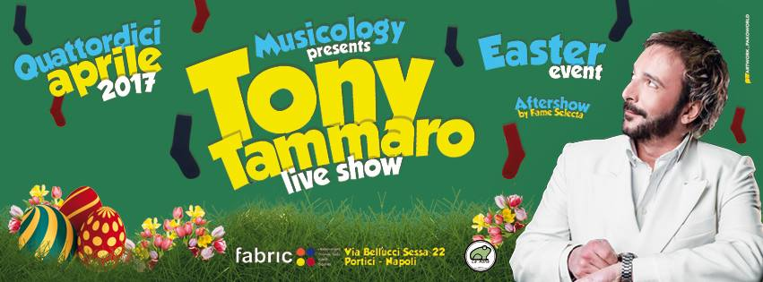 Tony Tammaro in concerto