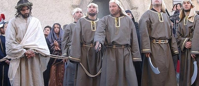 Via Crucis San Cipriano d'Aversa