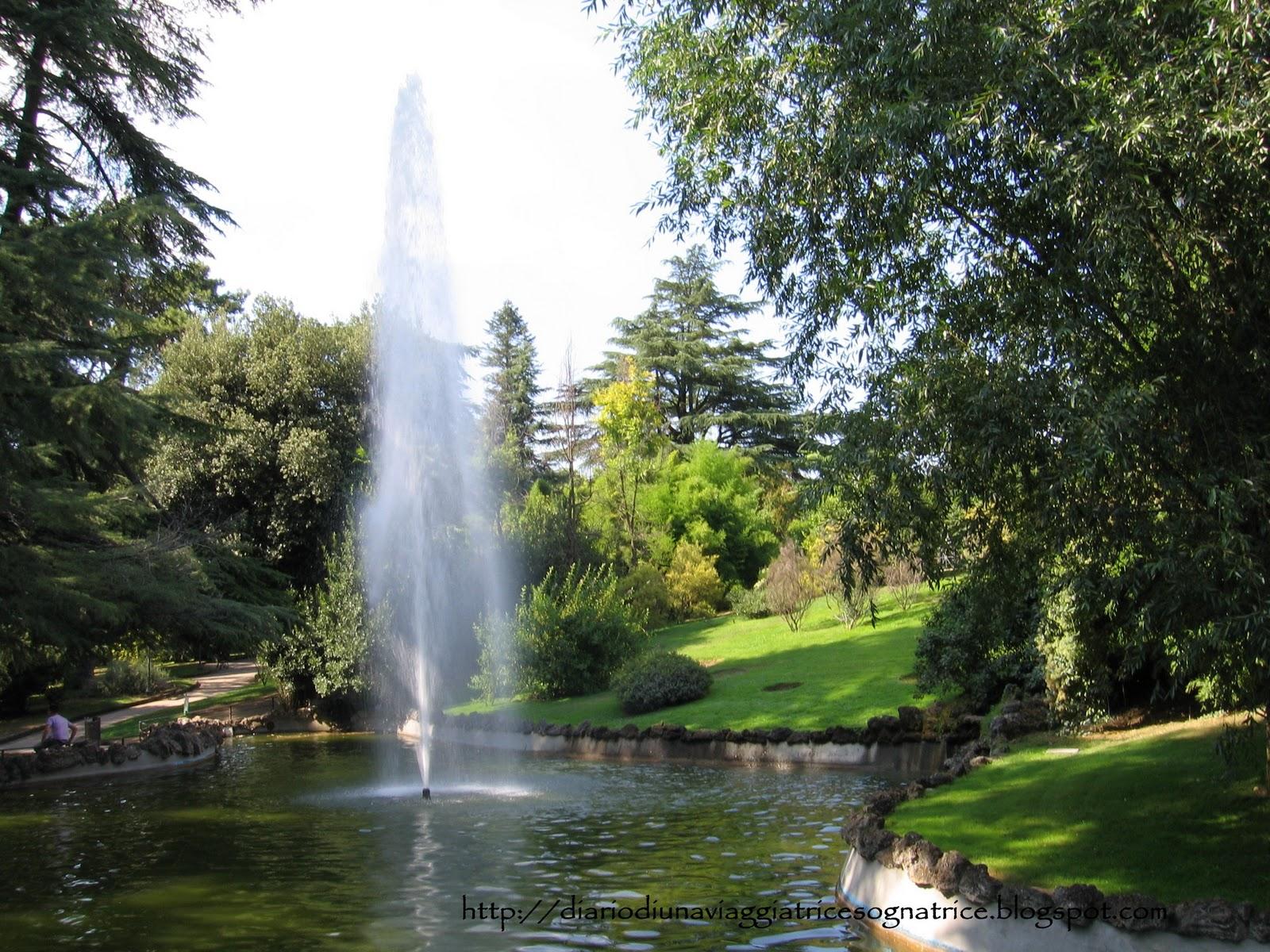 Villa comunale Benevento