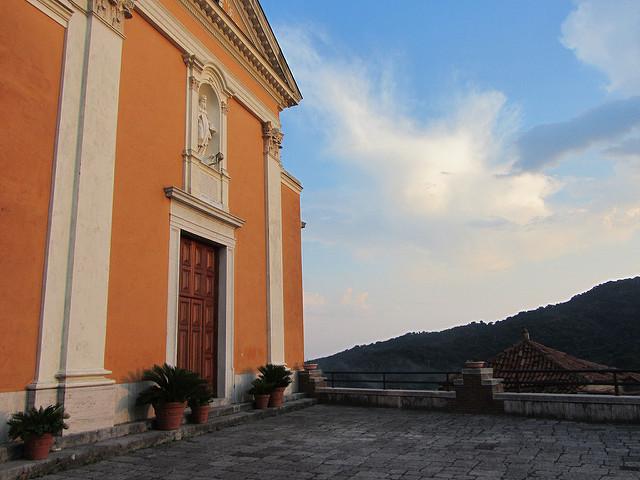 Vibonati in provincia di Salerno