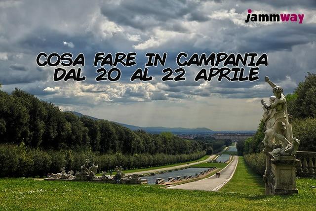 20-22 Aprile   Feste e sagre del week end di Aprile in Campania