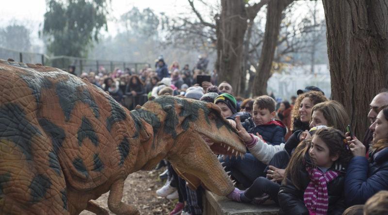 zoorassic park zoo di napoli