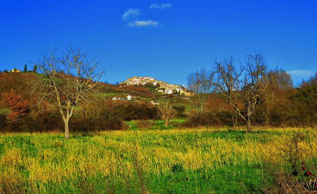 Zungoli, un bellissimo borgo in Campania